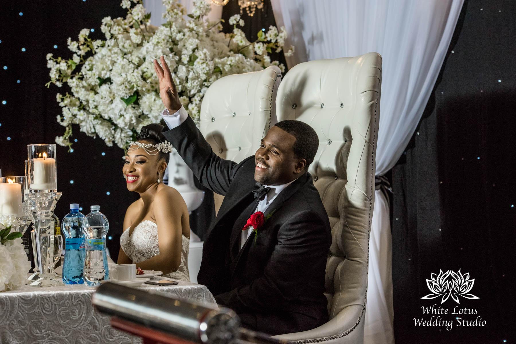 339 - Wedding - Toronto - Fontana Primavera Event Centre