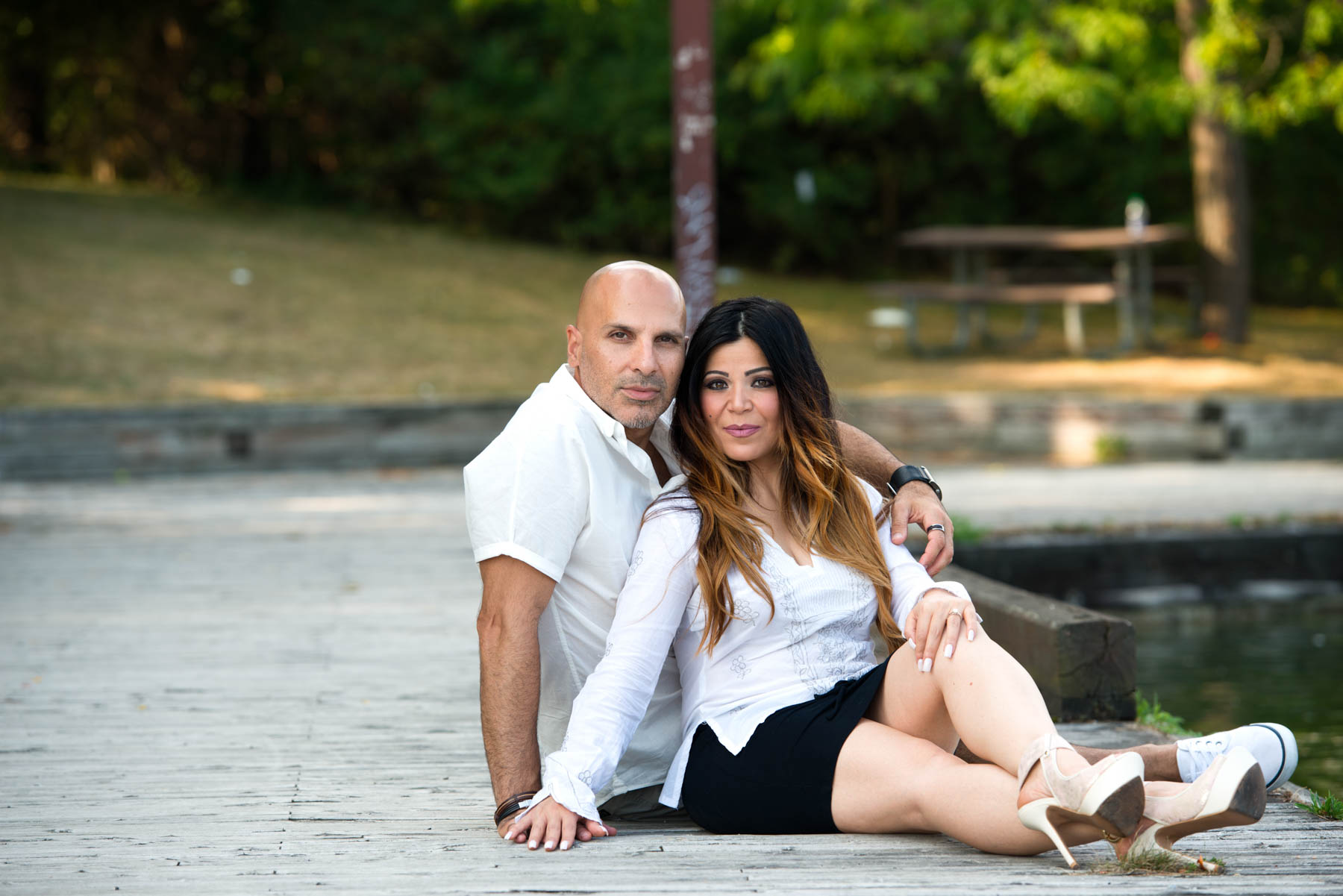 001 - Engagement FL Humber Bay Park - Toronto