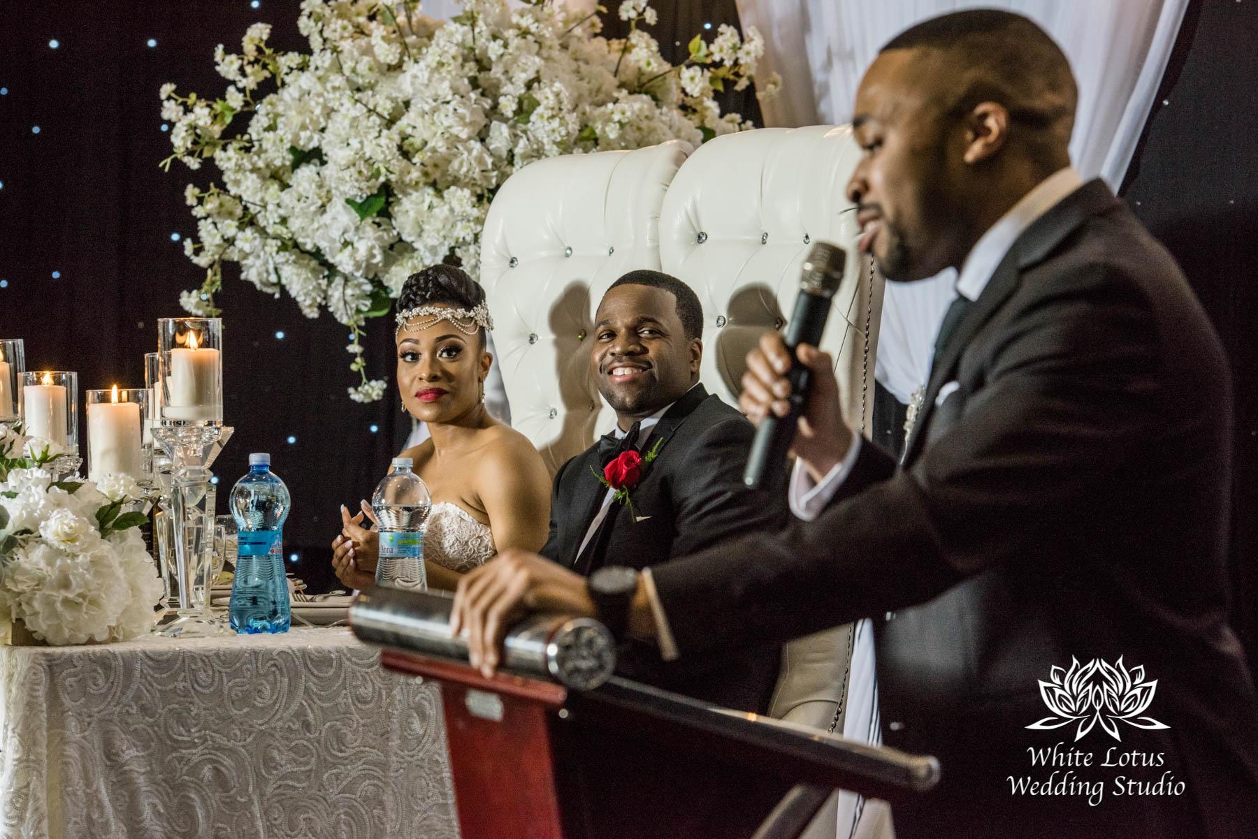 323 - Wedding - Toronto - Fontana Primavera Event Centre