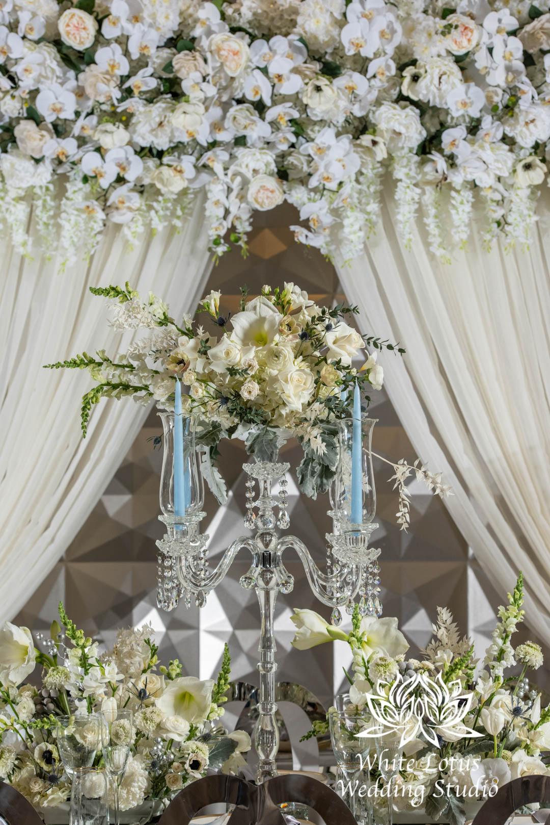161- GLAM WINTERLUXE WEDDING INSPIRATION
