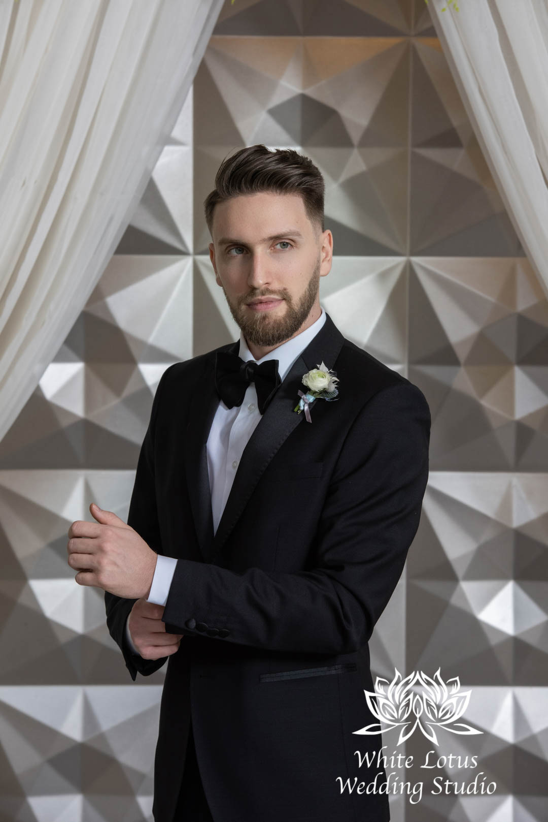 018- GLAM WINTERLUXE WEDDING INSPIRATION