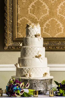 264 - Toronto - Liberty Grand - Wedding Cake - PW