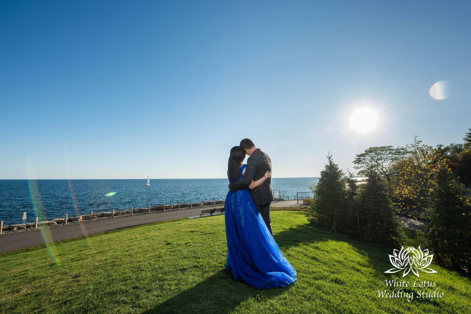 038 - Trillium Park - Toronto - Engagement