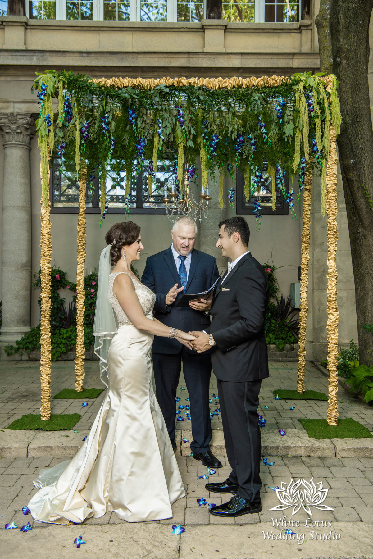 227 - Toronto - Liberty Grand - Wedding Ceremony - PW