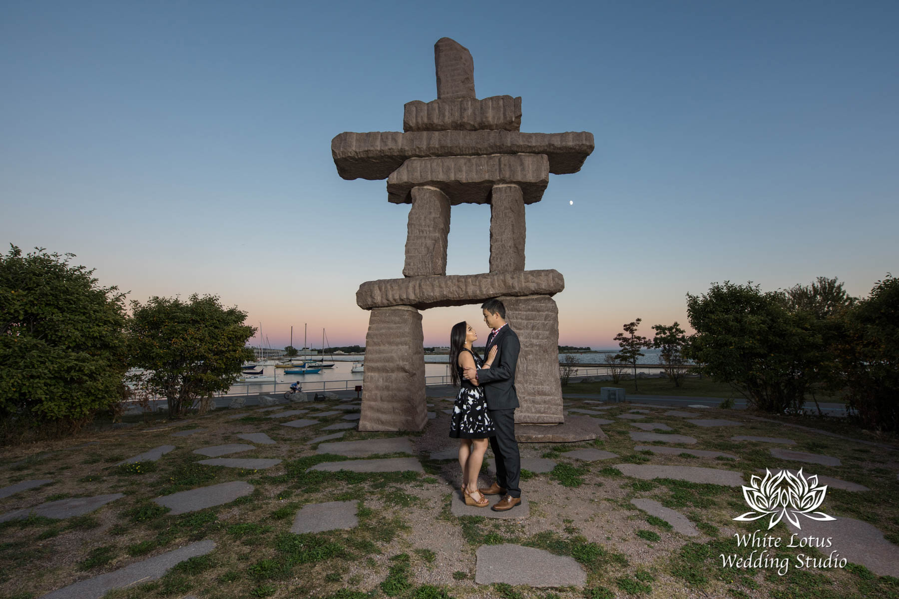 059 - Trillium Park - Toronto - Engagement