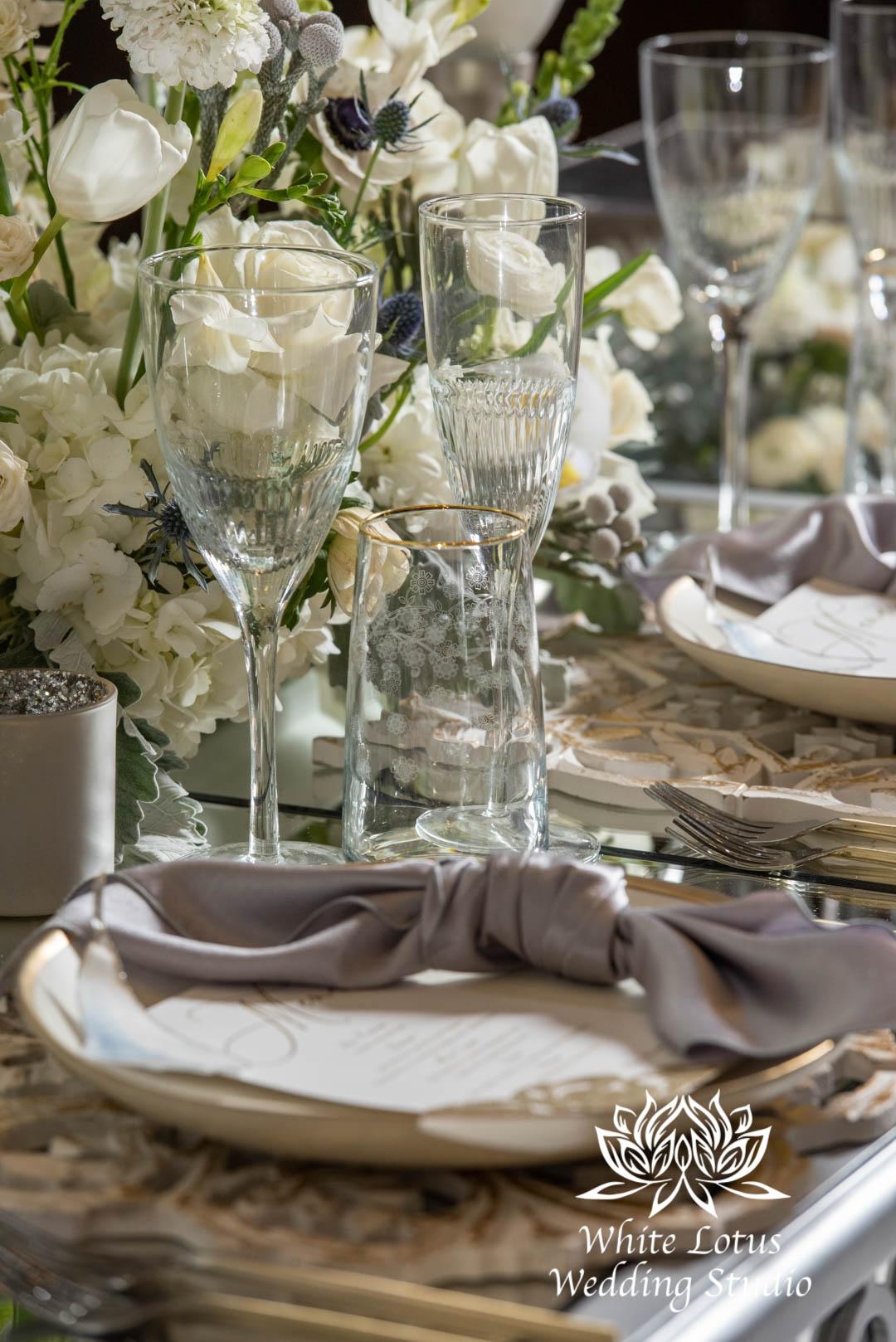 170- GLAM WINTERLUXE WEDDING INSPIRATION