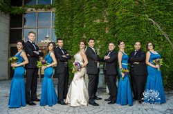 143 - Wedding - Toronto - Liberty Grand - Bridal Party - PW