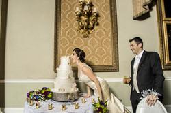 318 - Wedding - Toronto - Liberty Grand - Cake Cutting - PW