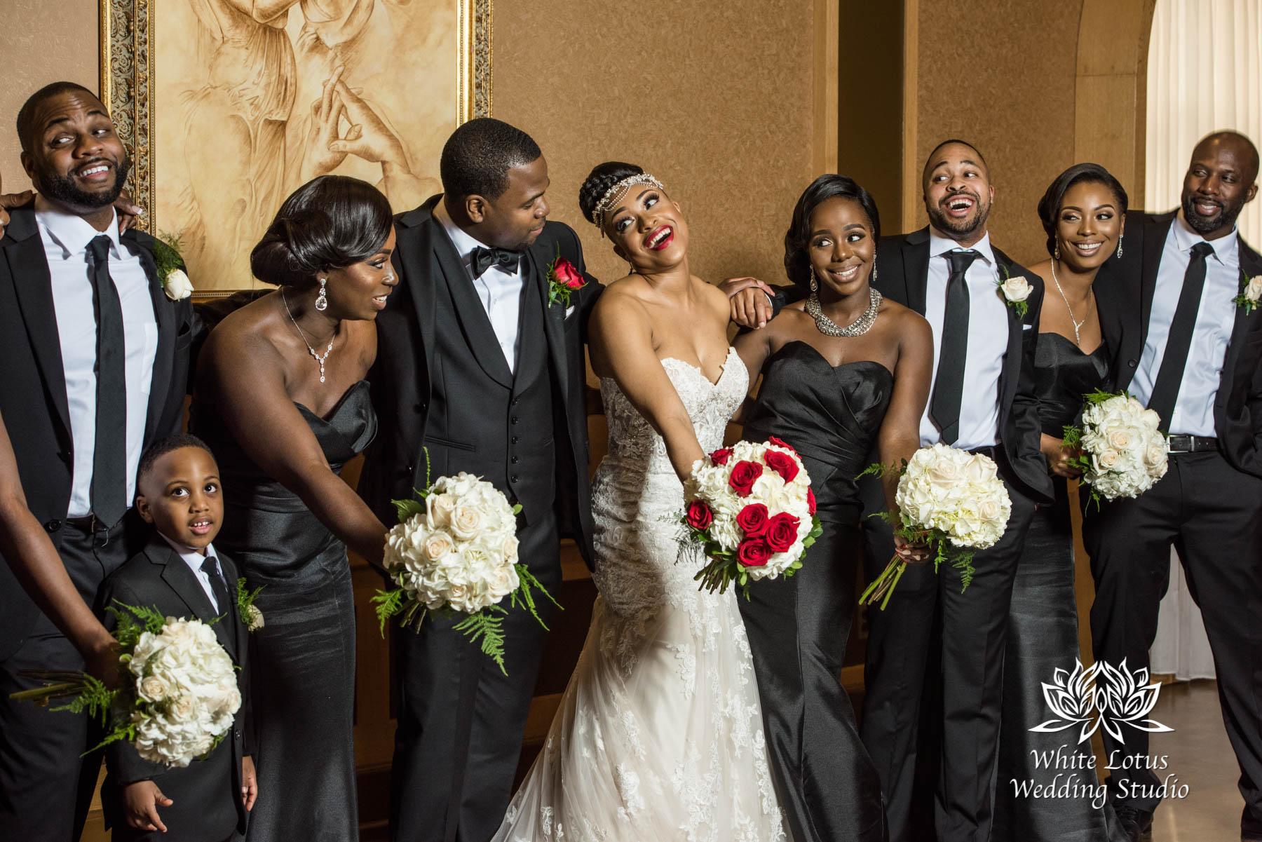 254 - Wedding - Toronto - Fontana Primavera Event Centre