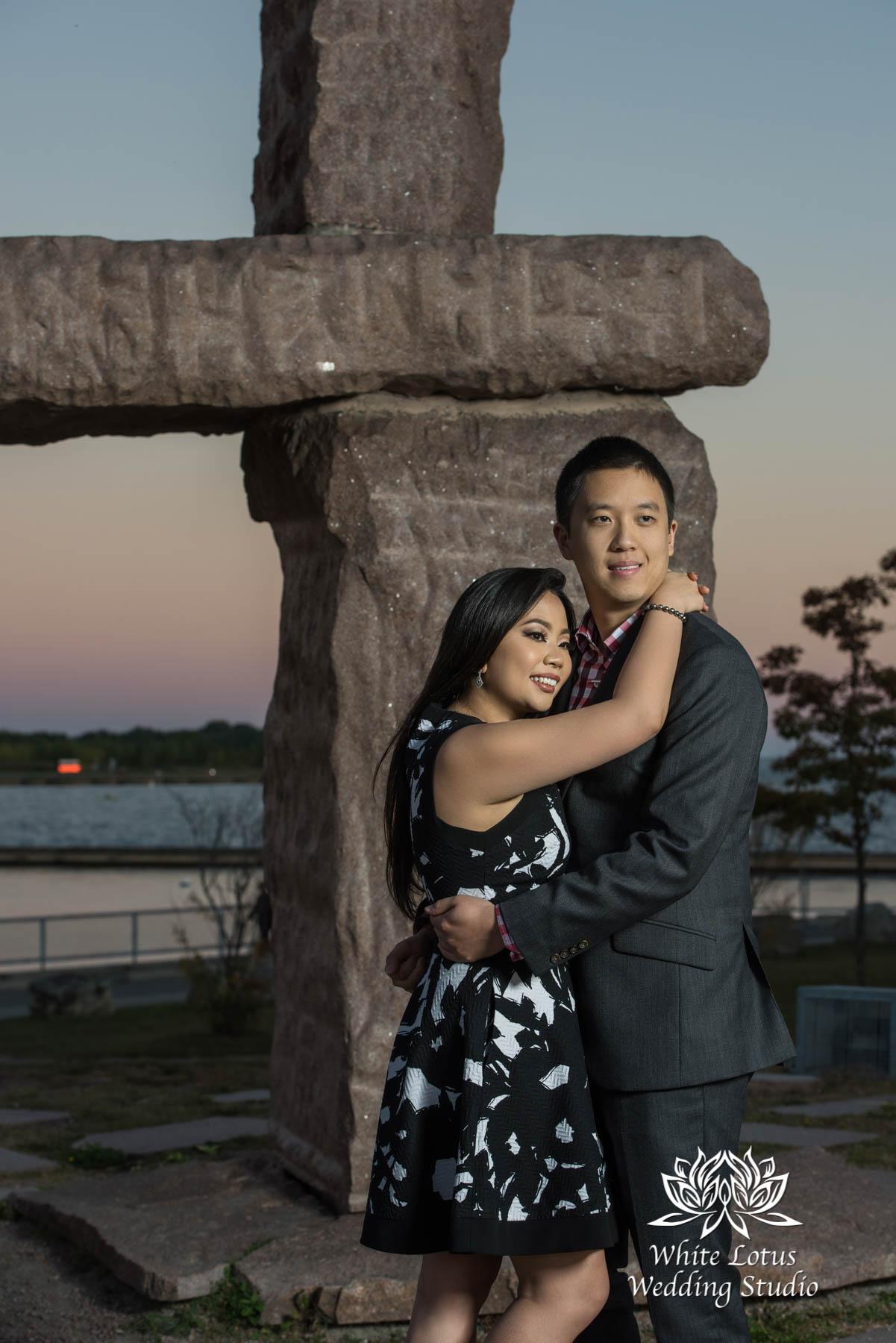 060 - Trillium Park - Toronto - Engagement