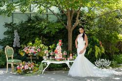 057- SPRING GARDEN WEDDING INSPIRATION