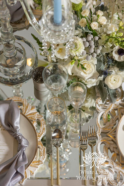 166- GLAM WINTERLUXE WEDDING INSPIRATION