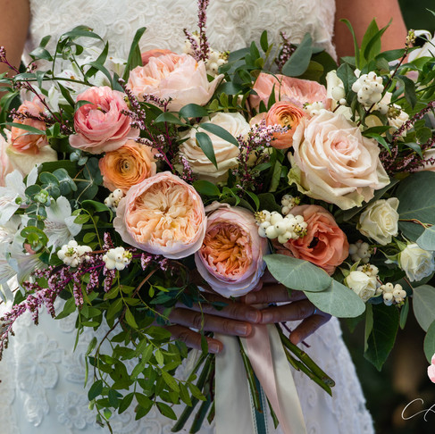 Types of bridal bouquets