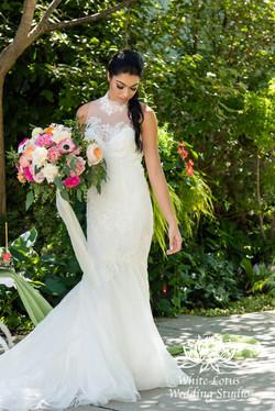 076- SPRING GARDEN WEDDING INSPIRATION