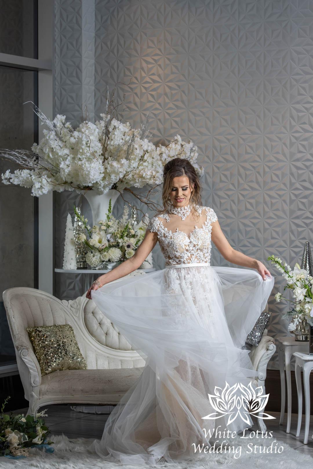 079- GLAM WINTERLUXE WEDDING INSPIRATION