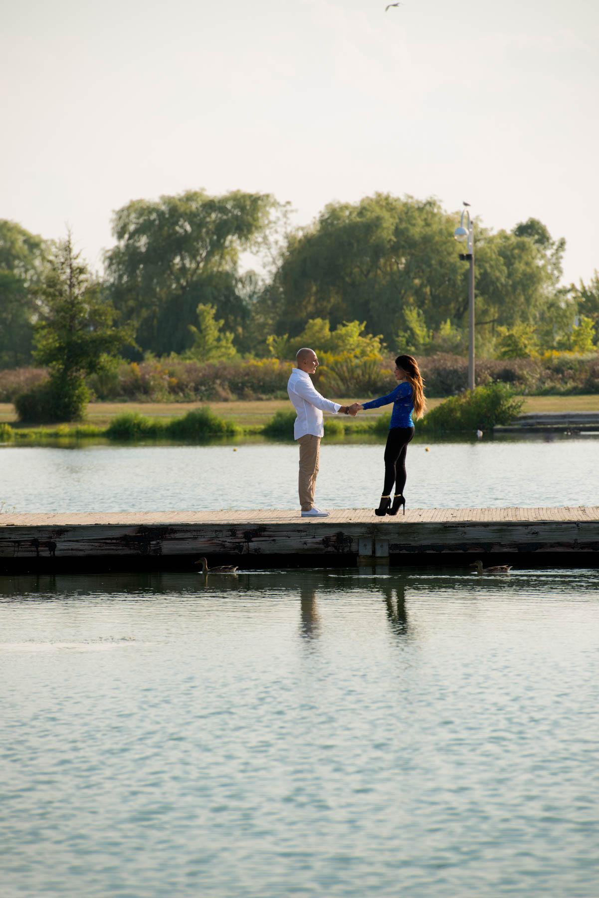 017 - Engagement FL Humber Bay Park - Toronto
