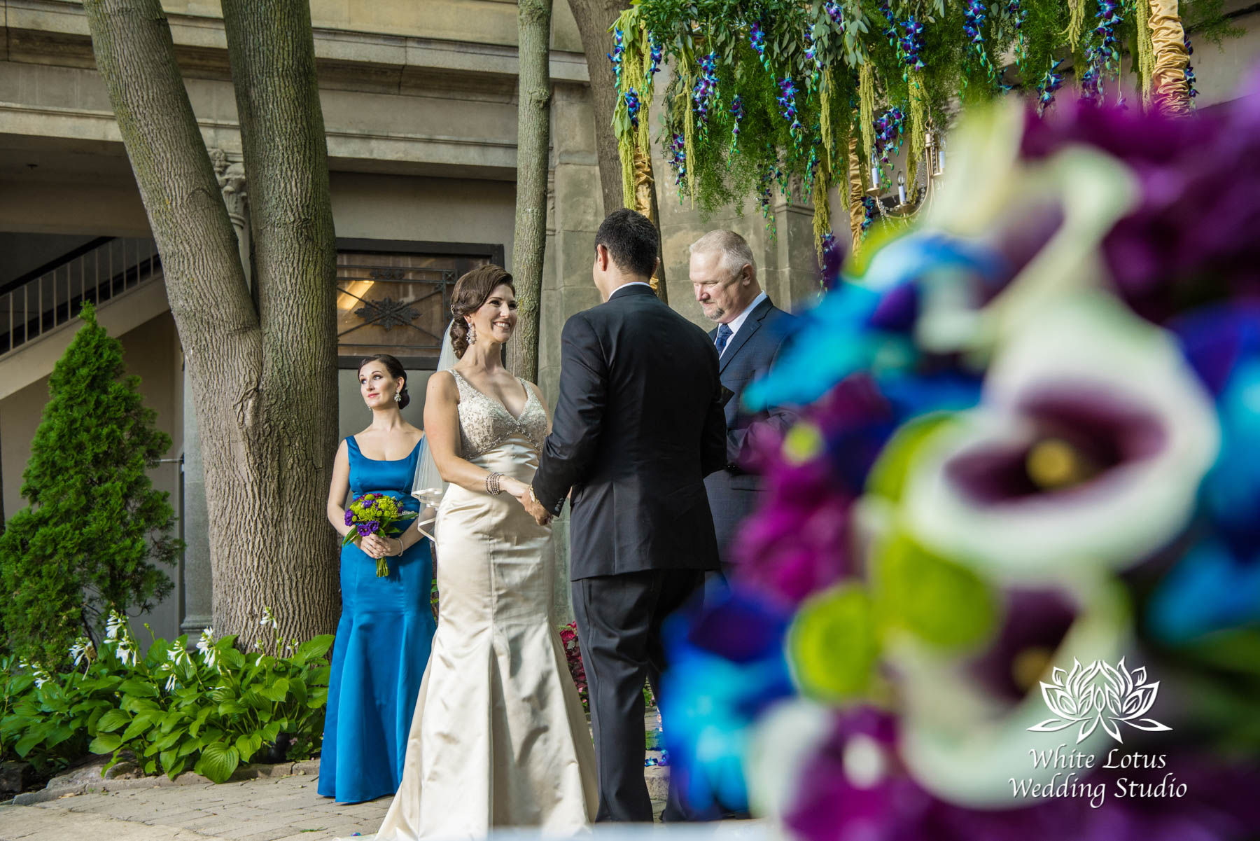 228 - Toronto - Liberty Grand - Wedding Ceremony - PW