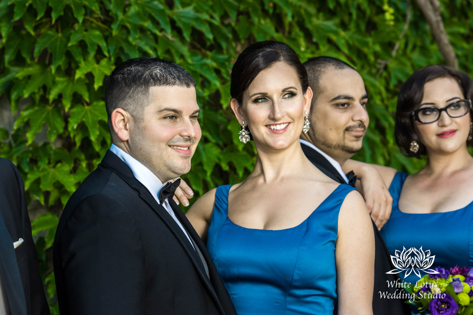 140 - Wedding - Toronto - Liberty Grand - Bridal Party - PW