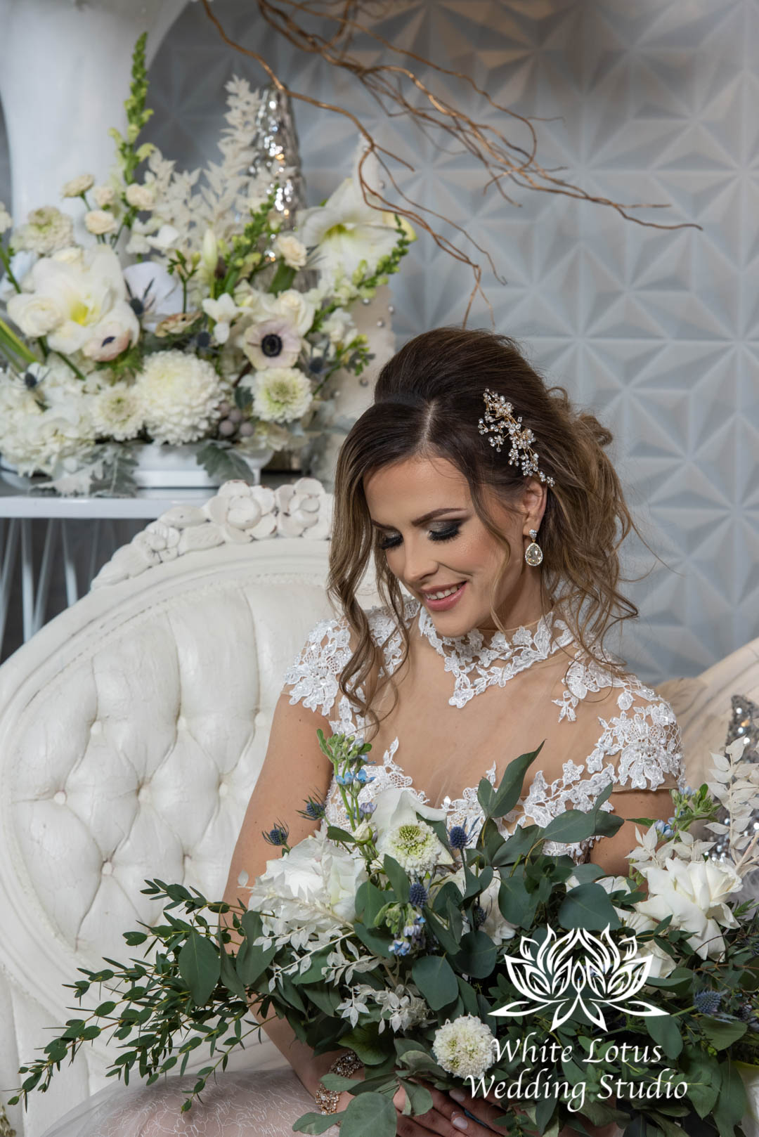 066- GLAM WINTERLUXE WEDDING INSPIRATION