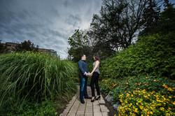 019 - Engagement JJ Alexander Muir Memorial Gardens