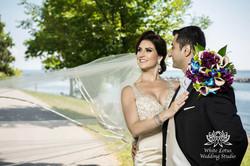 098 - Wedding - Toronto - Lakeshore wedding - PW
