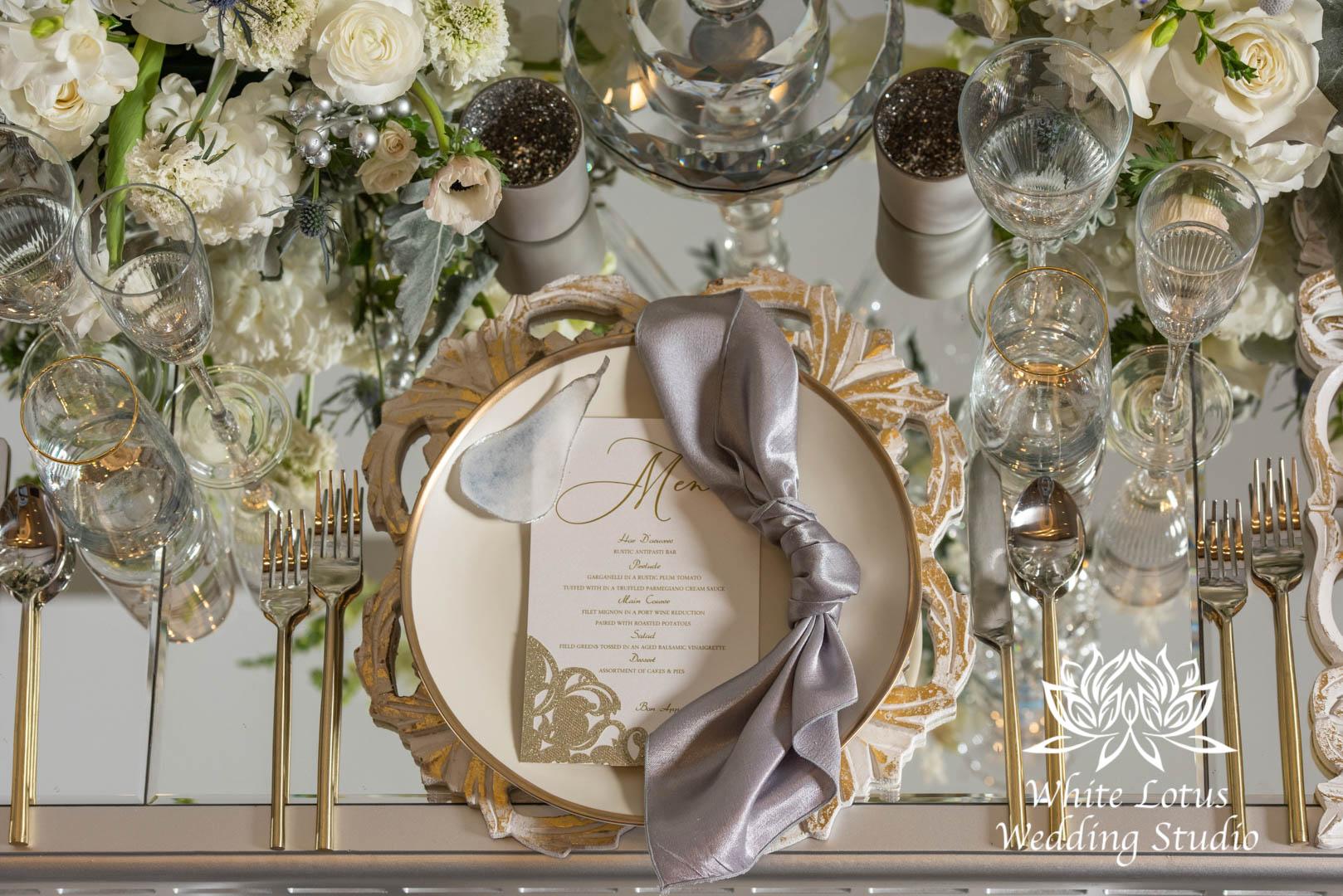 165- GLAM WINTERLUXE WEDDING INSPIRATION