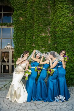 155 - Wedding - Toronto - Liberty Grand - Bridesmaids - PW