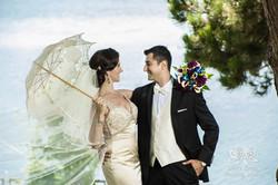 095 - Wedding - Toronto - Lakeshore wedding - PW