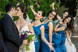 137 - Wedding - Toronto - Liberty Grand - Bridal Party - PW
