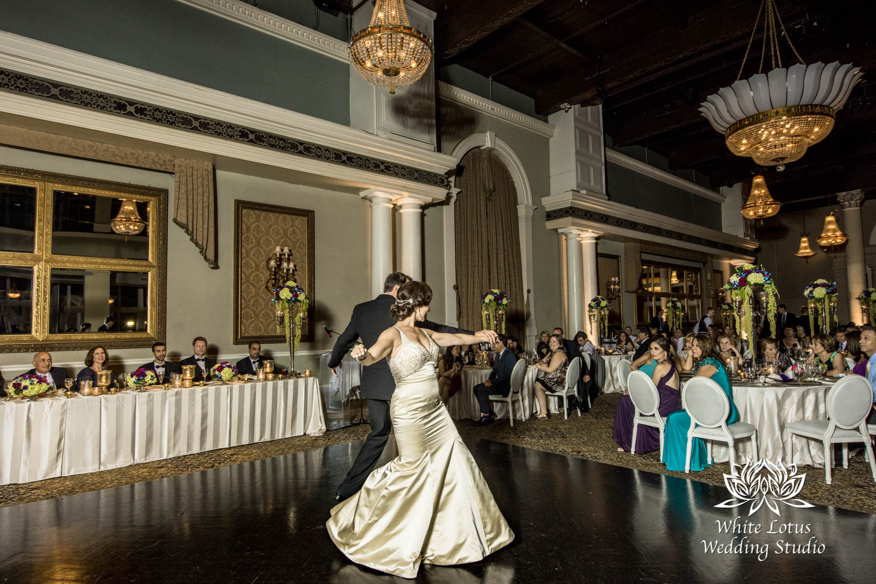 302 - Wedding - Toronto - Liberty Grand - First Dance - PW