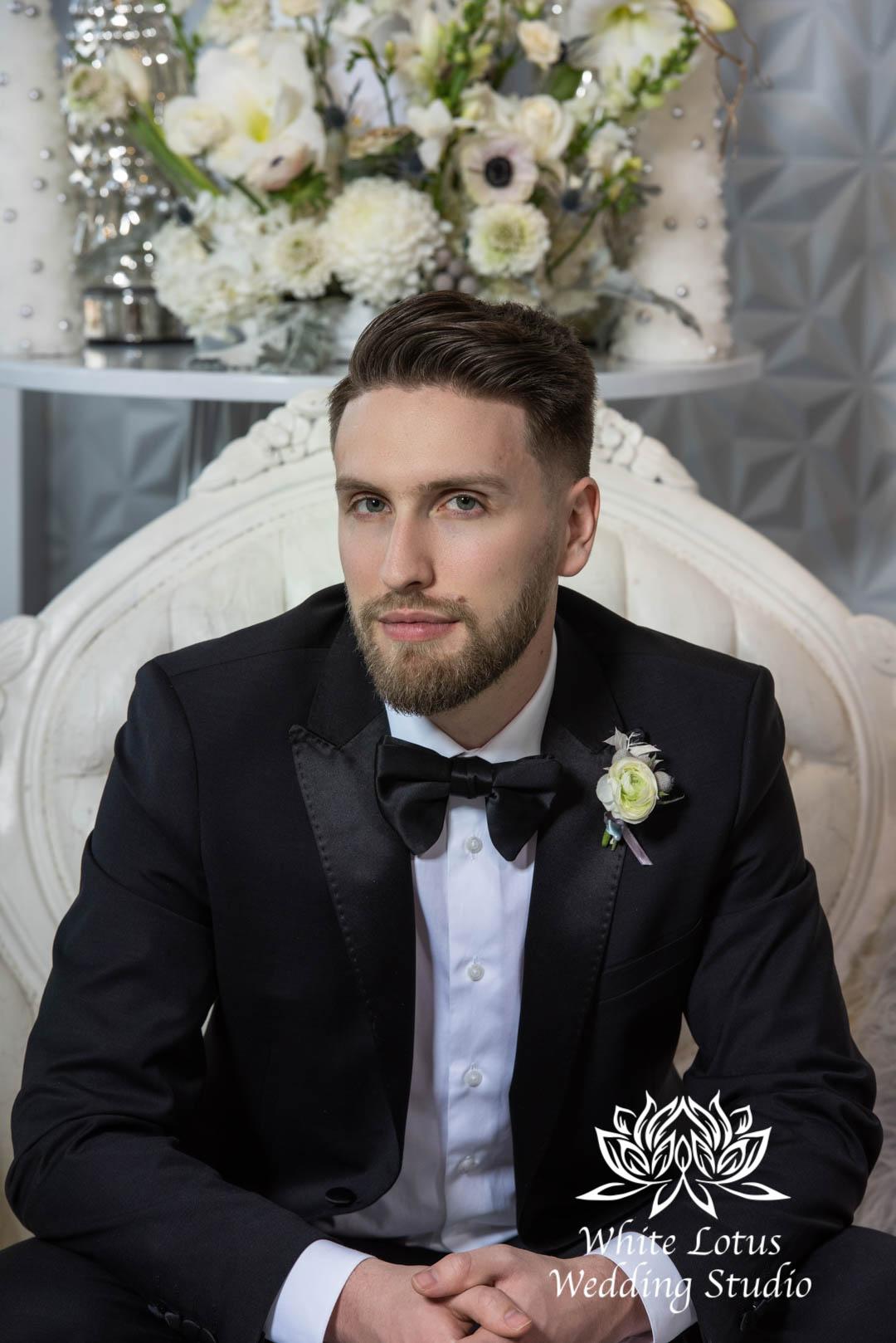 071- GLAM WINTERLUXE WEDDING INSPIRATION