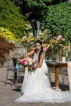 125- SPRING GARDEN WEDDING INSPIRATION