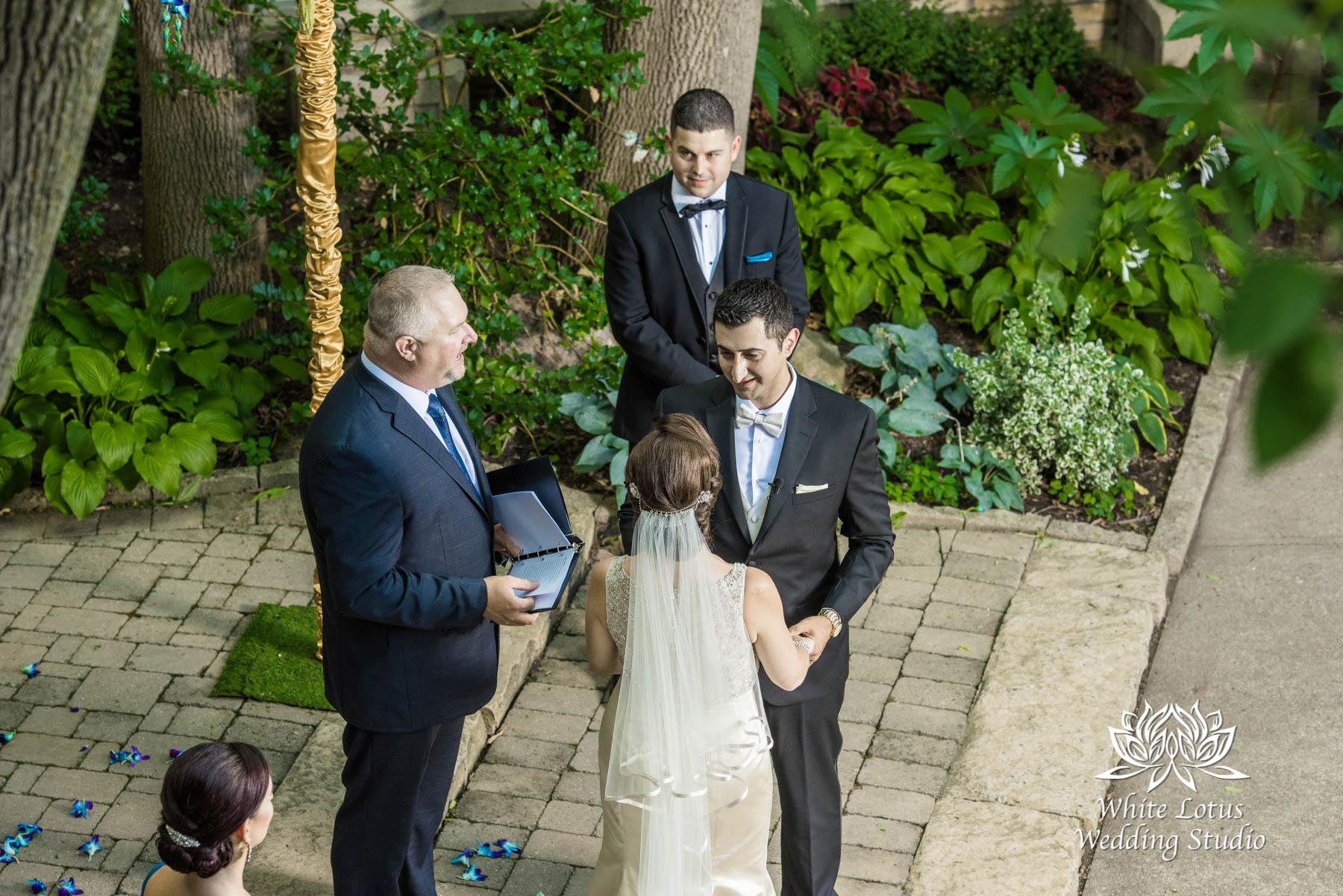 229 - Toronto - Liberty Grand - Wedding Ceremony - PW