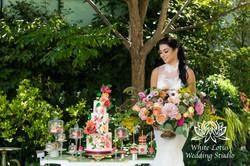 086- SPRING GARDEN WEDDING INSPIRATION