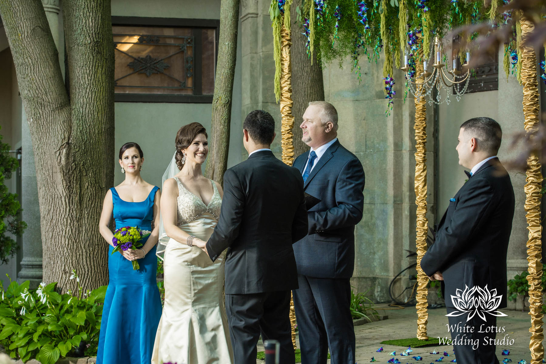 222 - Toronto - Liberty Grand - Wedding Ceremony - PW