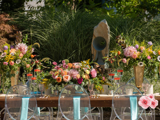 Panton - Living Cora color for weddings 2019