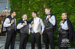173 - Wedding - Toronto - Liberty Grand - Groomsmen - PW