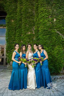 147 - Wedding - Toronto - Liberty Grand - Bridesmaids - PW