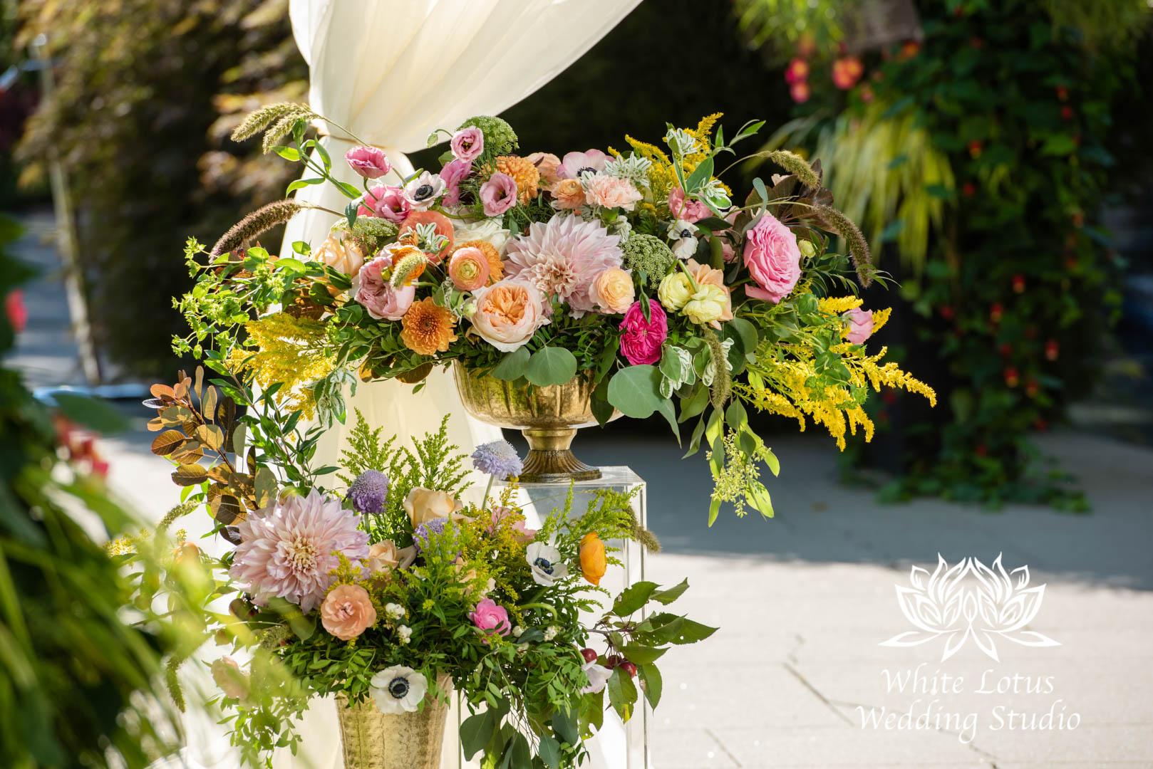 172- SPRING GARDEN WEDDING INSPIRATION