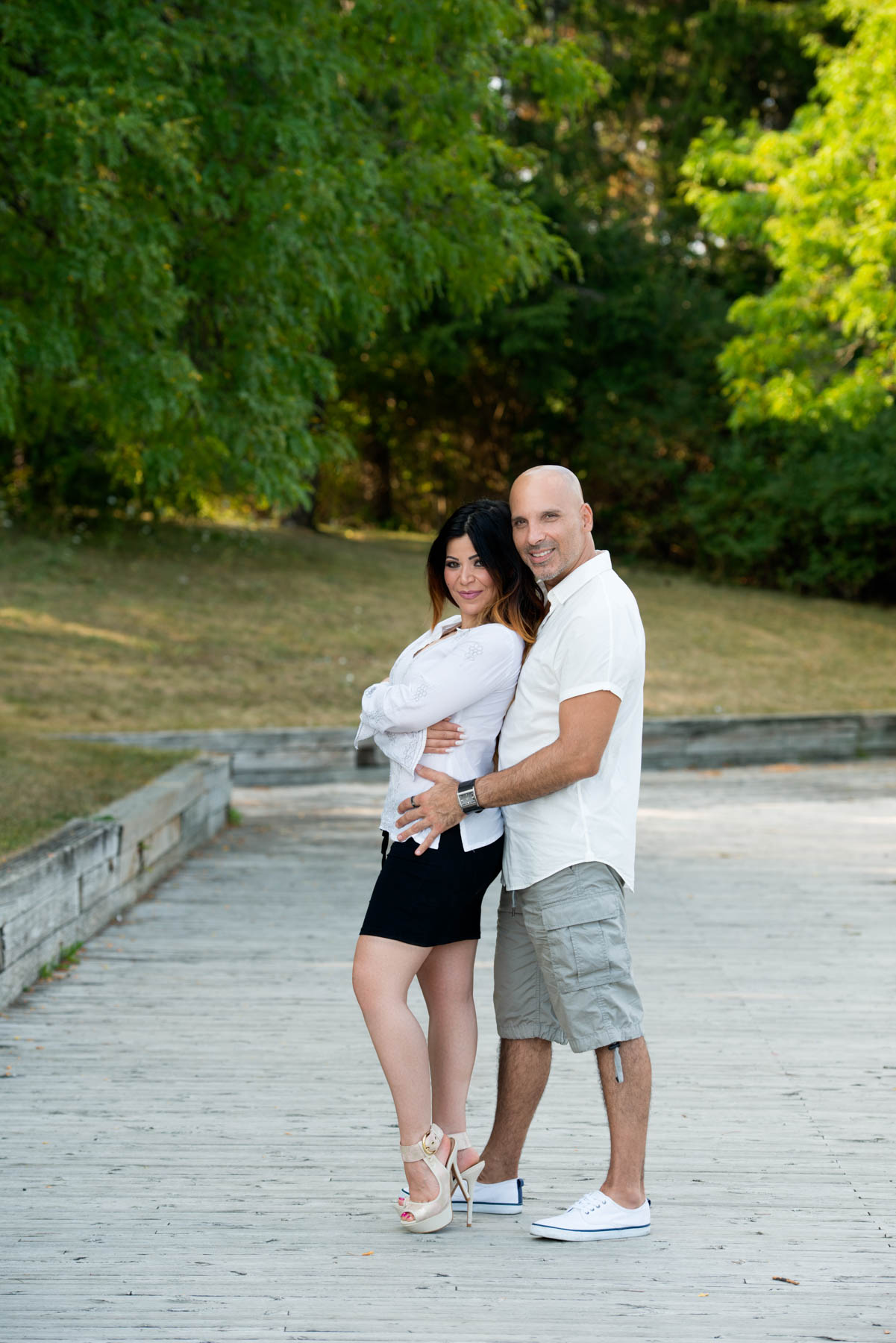 009 - Engagement FL Humber Bay Park - Toronto