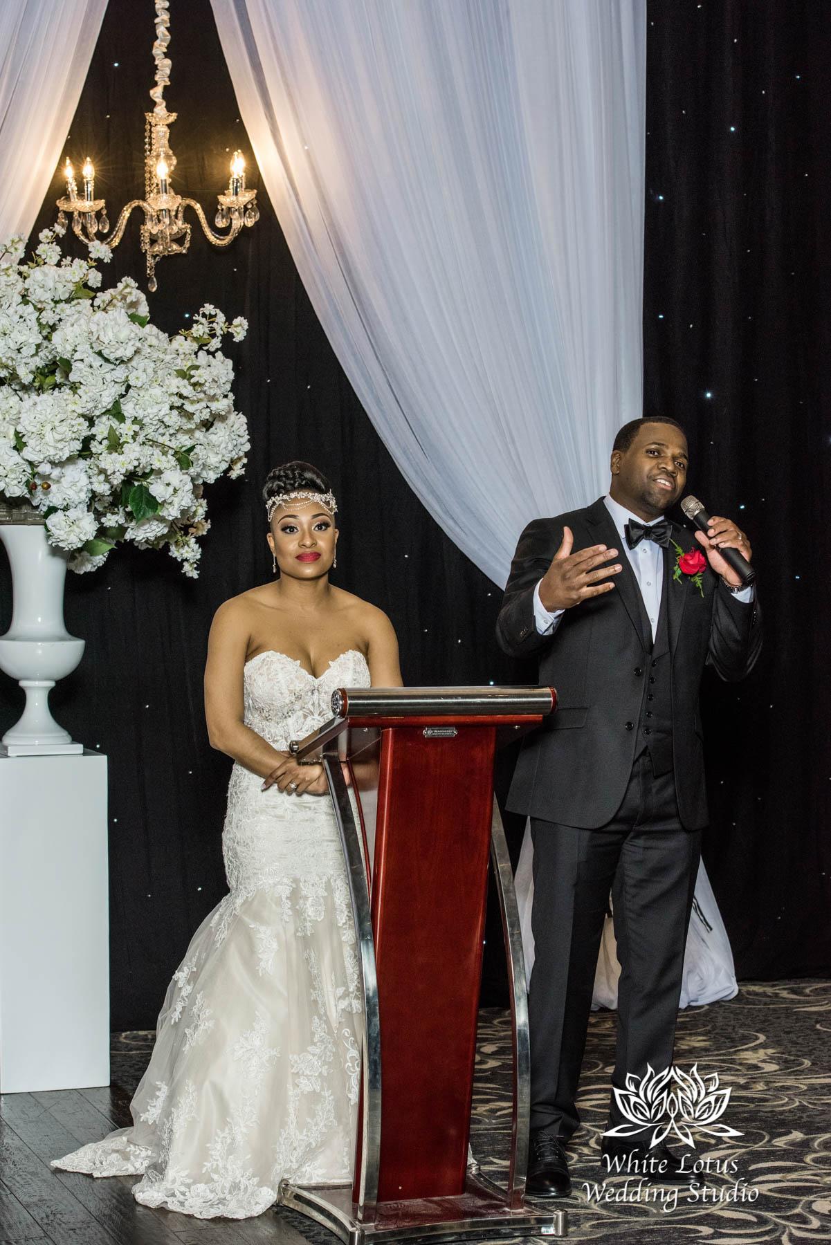 356 - Wedding - Toronto - Fontana Primavera Event Centre