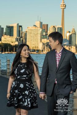 055 - Trillium Park - Toronto - Engagement
