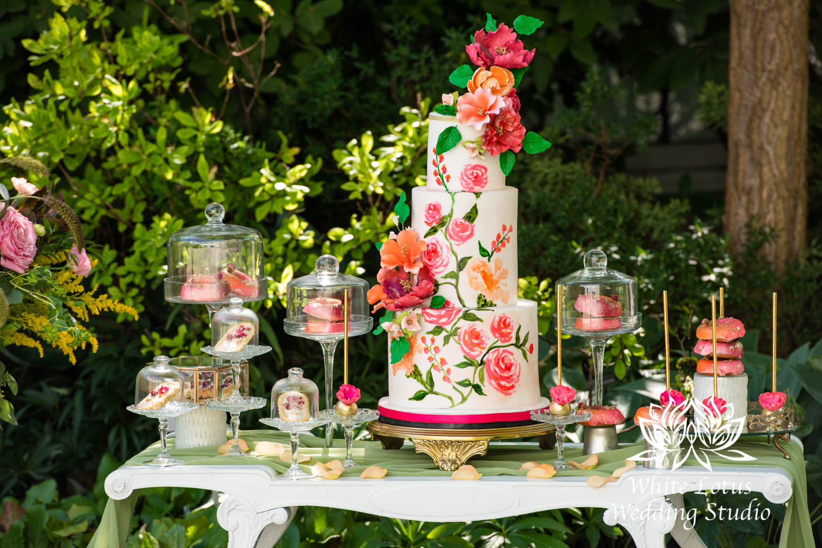 036- SPRING GARDEN WEDDING INSPIRATION