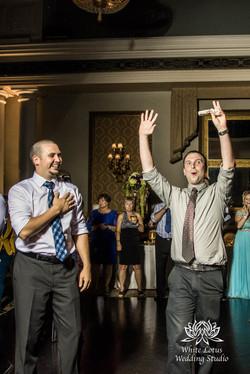 331 - Wedding - Toronto - Liberty Grand - Toss garter - PW