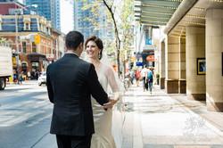 064 - Wedding - Toronto - First Look - Reveal - PW