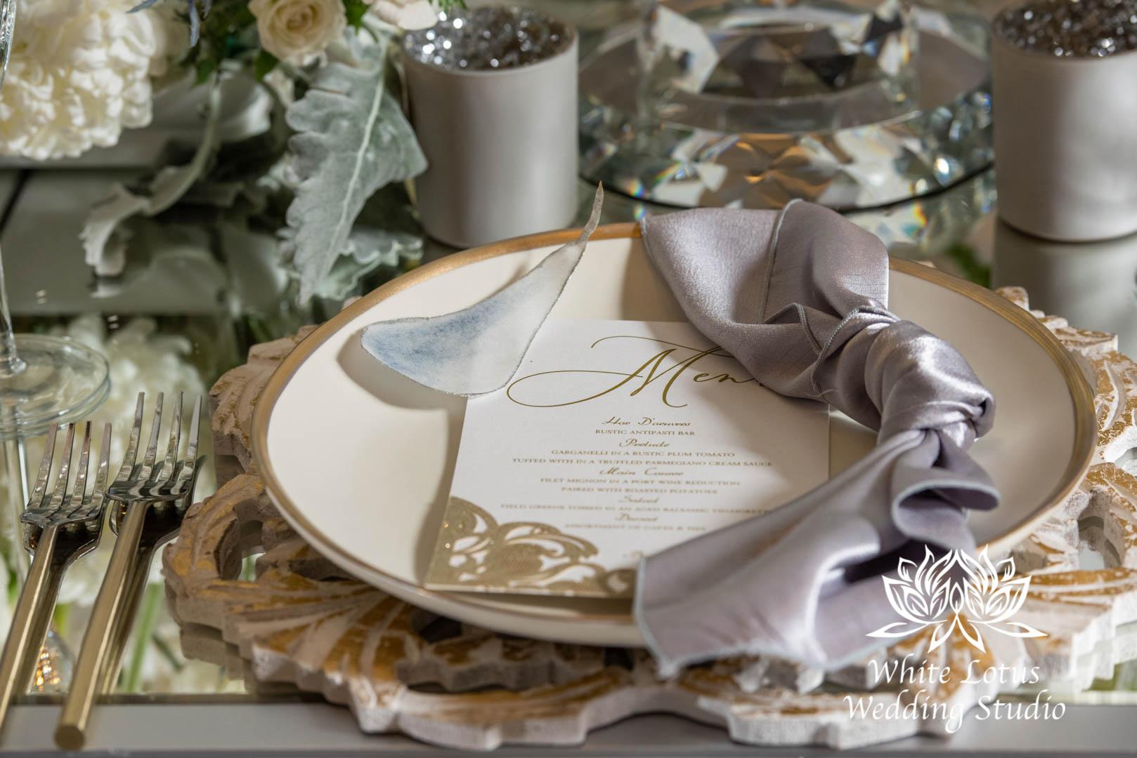 174- GLAM WINTERLUXE WEDDING INSPIRATION
