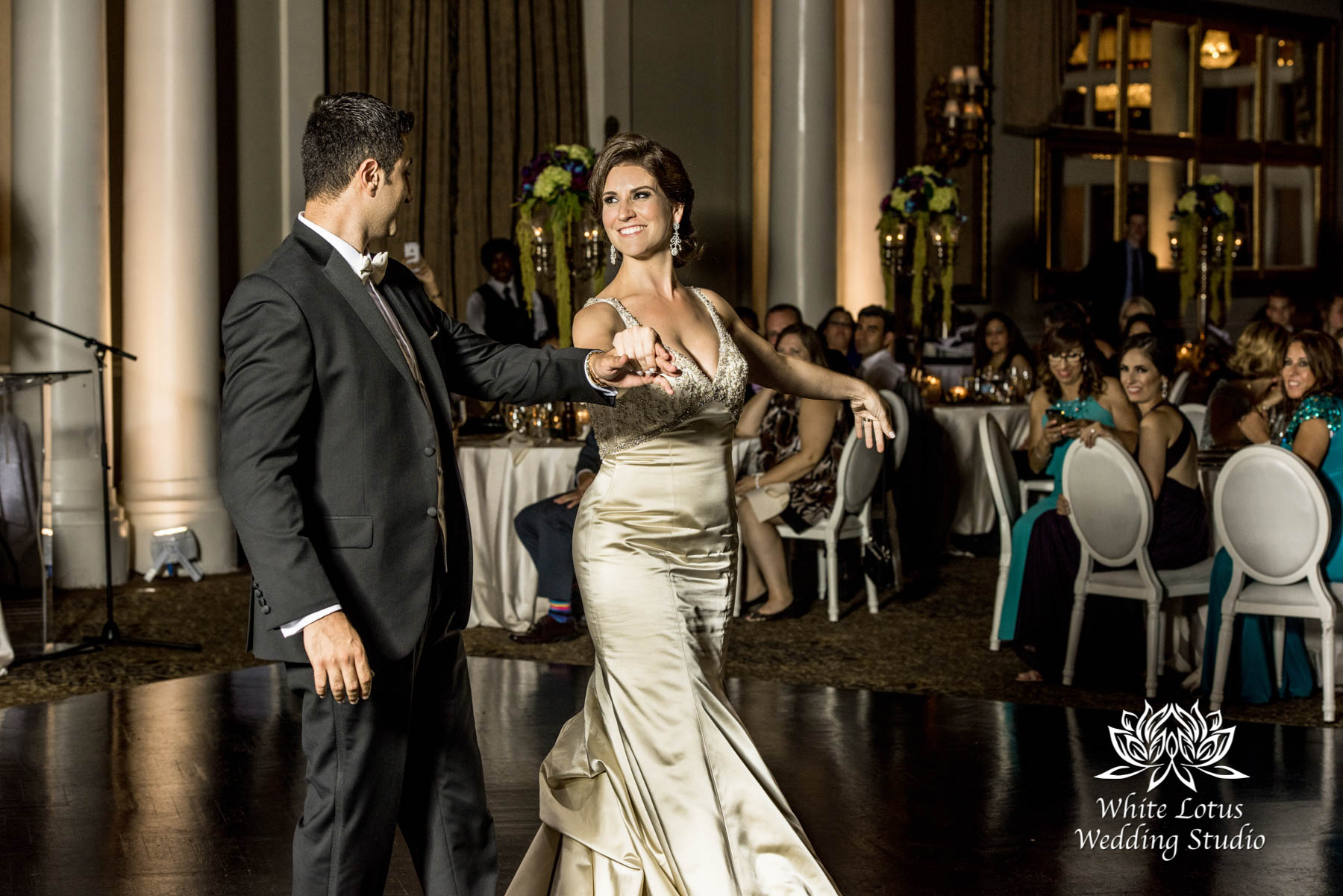 291 - Wedding - Toronto - Liberty Grand - First Dance - PW
