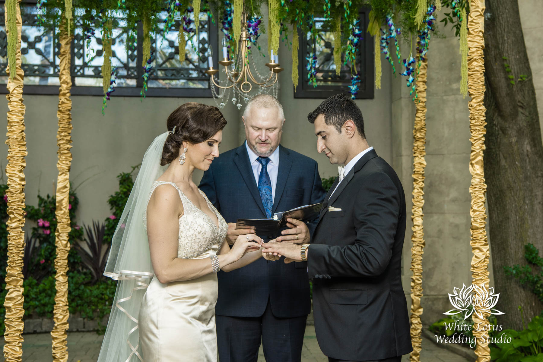 231 - Toronto - Liberty Grand - Wedding Ceremony - PW