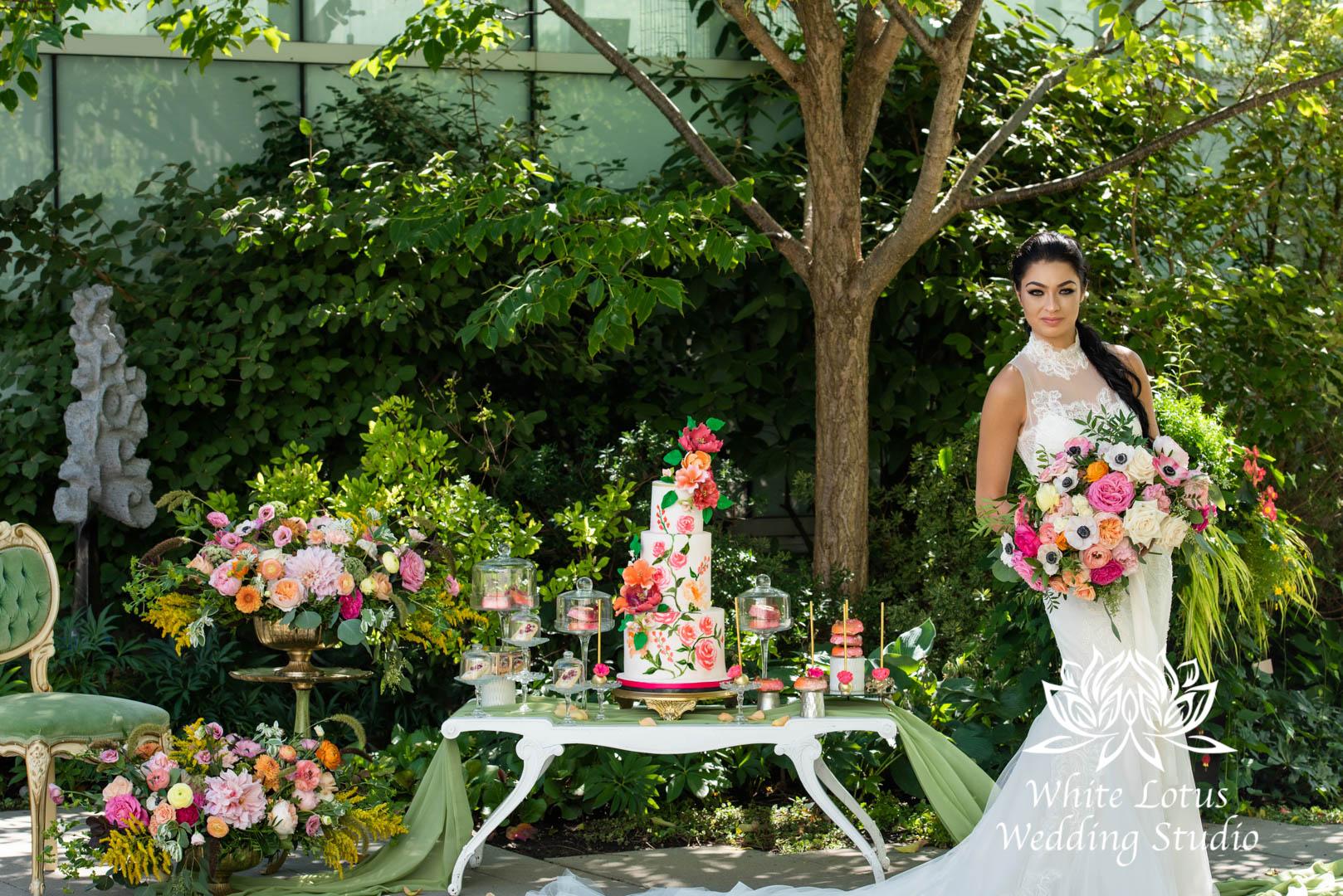 075- SPRING GARDEN WEDDING INSPIRATION