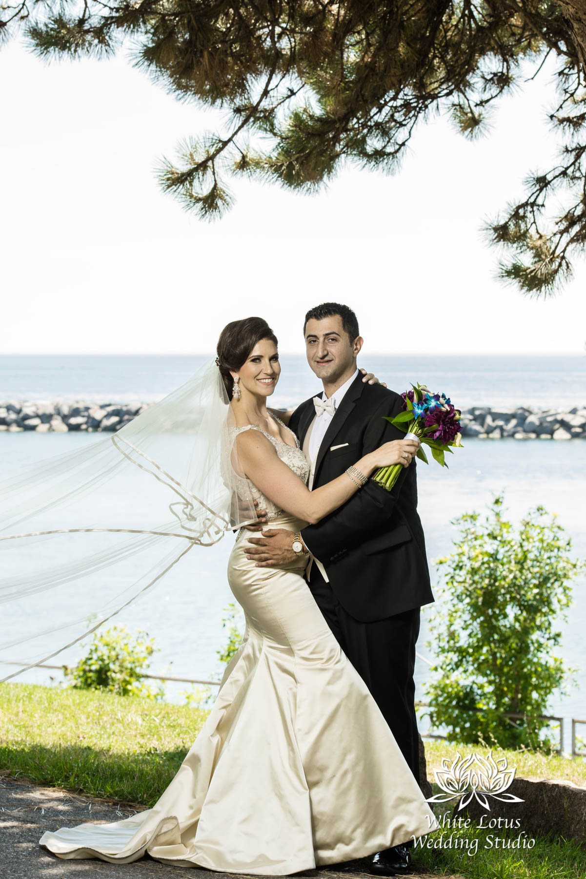 103 - Wedding - Toronto - Lakeshore wedding - PW